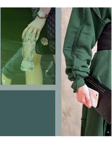 2019春夏女装流行趋势—寻同自然浪漫主义 10